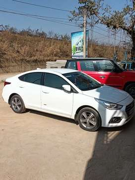 Hyundai Verna 2018 Diesel Well Maintained