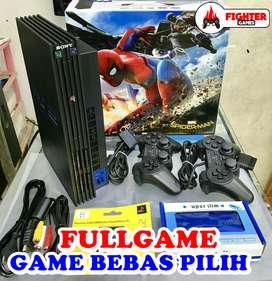 [NEW/BARU] PS2 Hardisk Multifungsi FREE GAME