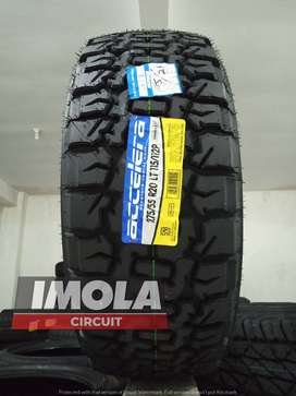 Ban mobil Offroad CT 275/55 R20 Accelera Omikron C/T 275 55 Ring 20