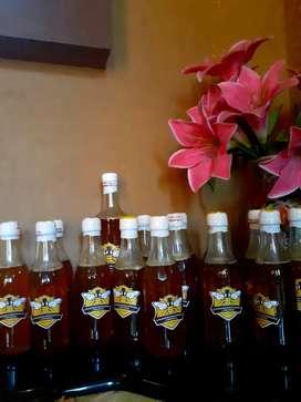 Madu asli peternak lebah sendiri