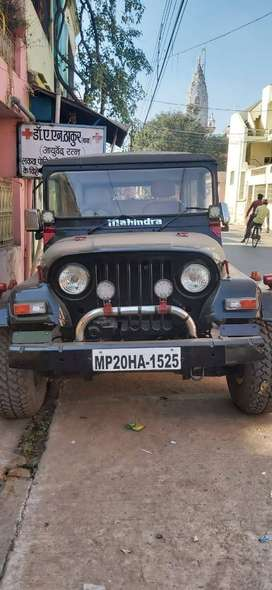 Mahindra Thar 2002 full ac