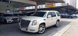 Cadillac Escalade Platinum  6.2 V8 AWD 2010   Odometer 20rb Service Re