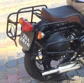 ROYAL ENFIELD LADAKH CARRIER FOR LUGGAGE CARRIER