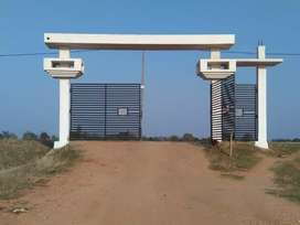 Big residential township gated colony