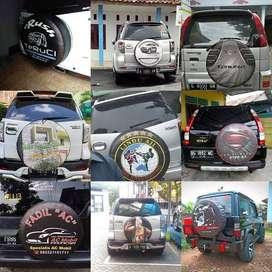 Jual Sarung Ban Pajero-Ecosport cover ban rush terios rocky jimny Gan
