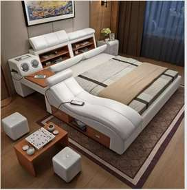on order smart bed and all kind of stylish furniture..