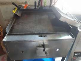 Hot plate 2.25* 2.25 foot