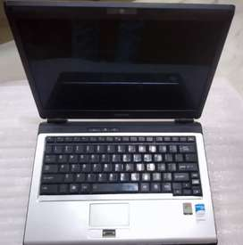 Toshiba M800-Core2duo / 4Gb/320 for work at home or online study