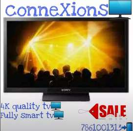 42 inches Android Smart TV with Dolby digital sound
