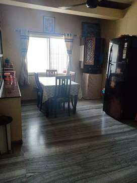 Renovation done 1year back,full furnished...