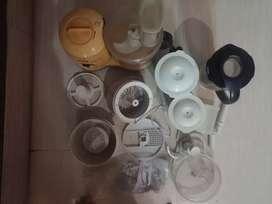 Mixer, grinder and food processor