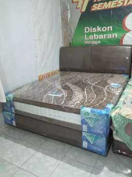 Springbed ocean R 2 (PLUSH TOP)