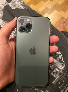 Iphone 11 pro max physical dual sim