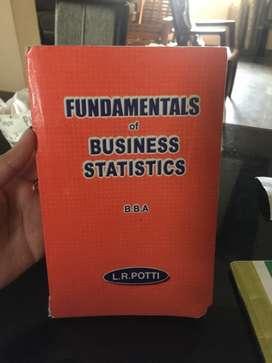 BBA Sem 1 MG university books