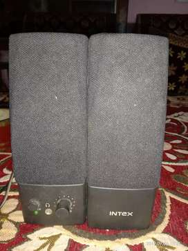 Speakers of INTEX