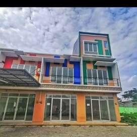 Unit ready ruko duta indah residence FREE DP + cashback 10%