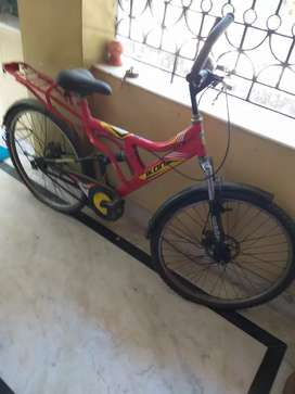 Bicycle Tata sport with gear