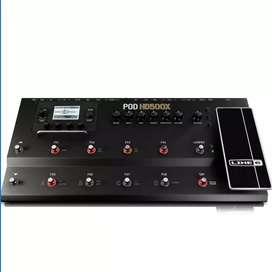 Brand new line6pod Hd 500x