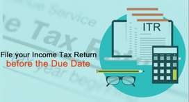 itr , gst, fssai full services available