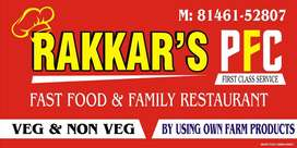 All rounder cook