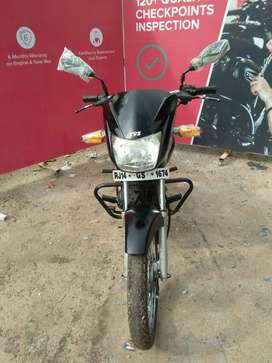 Good Condition TVS StarCity Std with Warranty |  1674 Jaipur