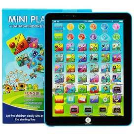 Mini Play Pad 2 Bahasa Edukatif Anak Learning