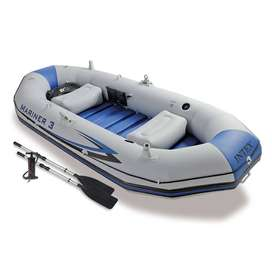 Intex Mariner 3, 3-Person Inflatable Boat Set