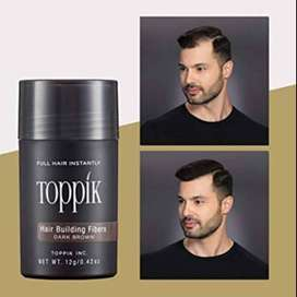 Origional Toppik Hair Fiber -27.5 GRAM - Dark Brown