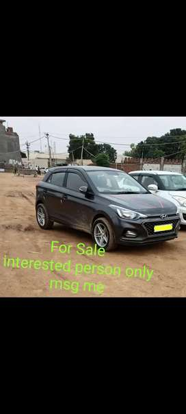 Hyundai Elite i20 2020 Petrol 5600 Km Driven