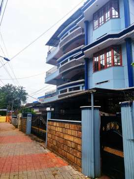Ladies hostel in New building at West fort