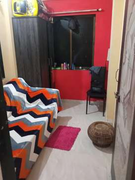 One bhk flat sharing apartment I want 2 flatmate only for girls
