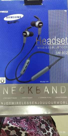 Jual headset Bluetooth dn kabel smarphone