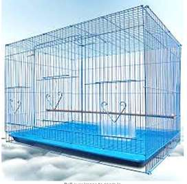 """49"""" almost new dog cage for sale"""