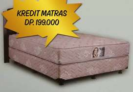 Bisa NEGO Matras CENTRAL 100x200 Grand Deluxe Star Light