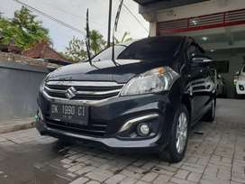 Suzuki Ertiga GX 1.4 AT th 2016 TT mobilio avanza xenia