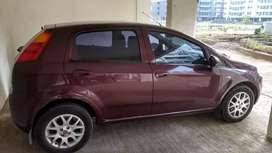 Fiat Punto Emotion Car