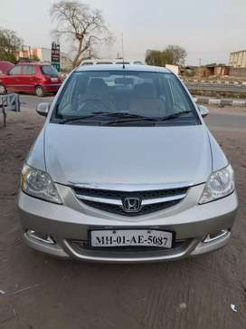 Honda city zx 2008 10th anniversary addition new cng fitting