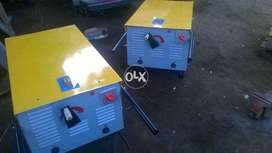 We provide all types of welding machines on rent.