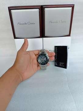 Jam tangan Alexandre original pria