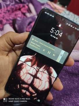 Realme 5pro mobile phone