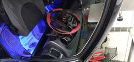 Dijual Mobil Honda Jazz 2004 Idsi Hitam