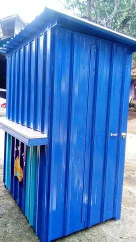 READY STOK Gerobak Booth Container Custom ukuran 150x100x200 jogja 3