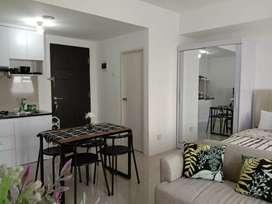 Apartemen Baileys City. Studio full furnished uk. besar dan nyaman