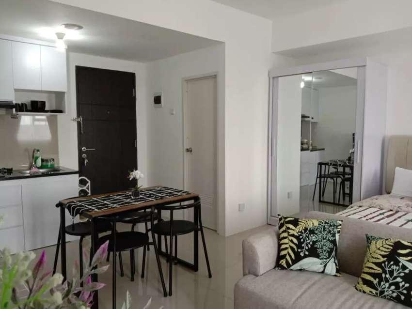 Apartemen Baileys City. Studio full furnished uk. besar dan nyaman 0