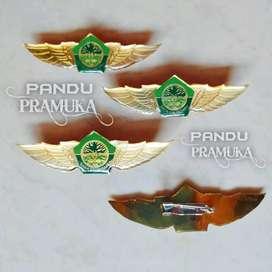 Pin wing saka kalpataru