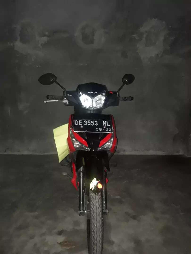 New Supra X 125 0