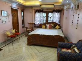 Rent of 2BHK decorative furnished flat at laketown