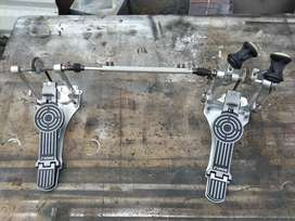 Double pedal sonor