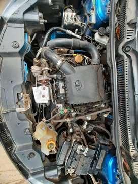 Tata Nexon 1.2 Revotron XZ Plus Dual Tone, 2018, Petrol