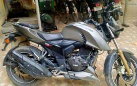 TVS APACHE RTR 200 in superb condition